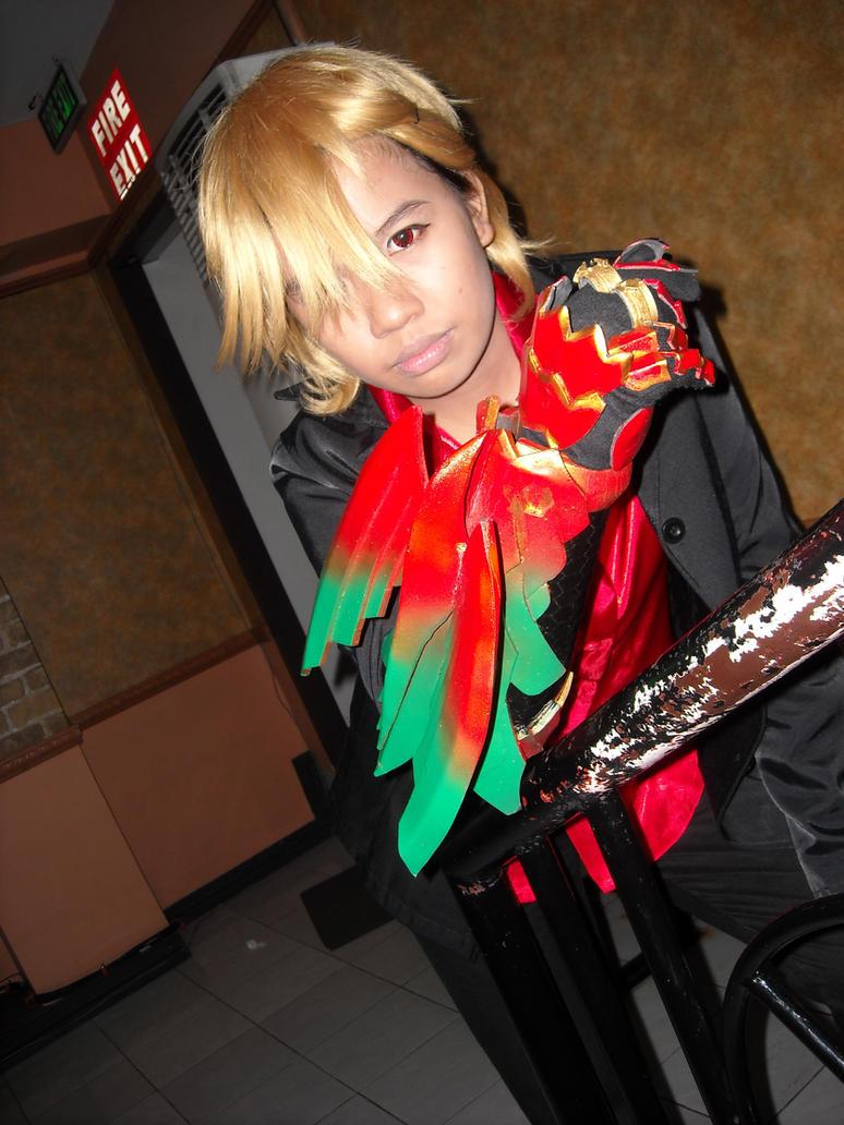 Kamen Rider OOO  Ankh by takuro19Kamen Rider Ooo Ankh