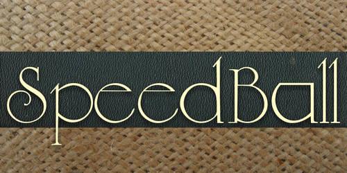Speedball by paulow