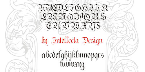 Student's Alphabet by paulow