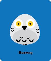 Hedwig by Hazelbe