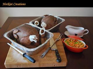 Roasted Turkey? Anyone?