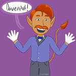 davenport | the adventure zone by goldengalaxyboy