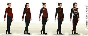 lyons emprada uniform 1