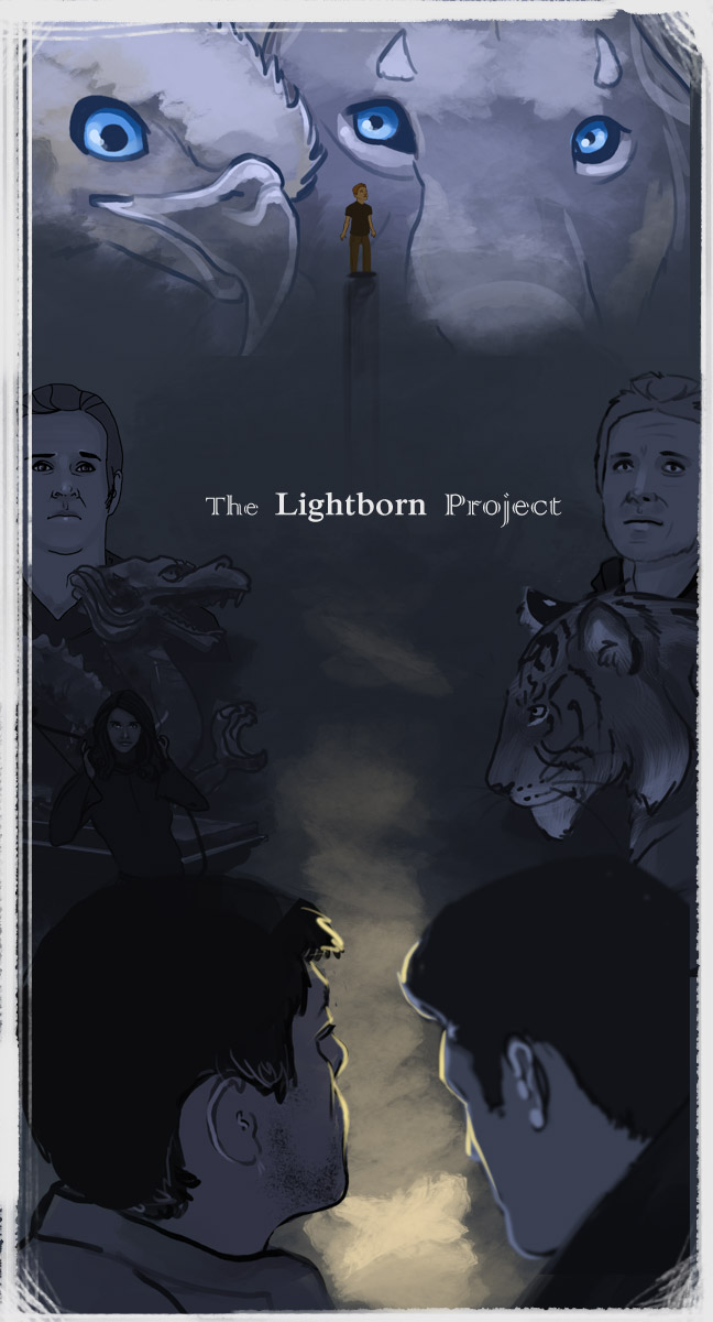 The Lightborn Project by Kenu