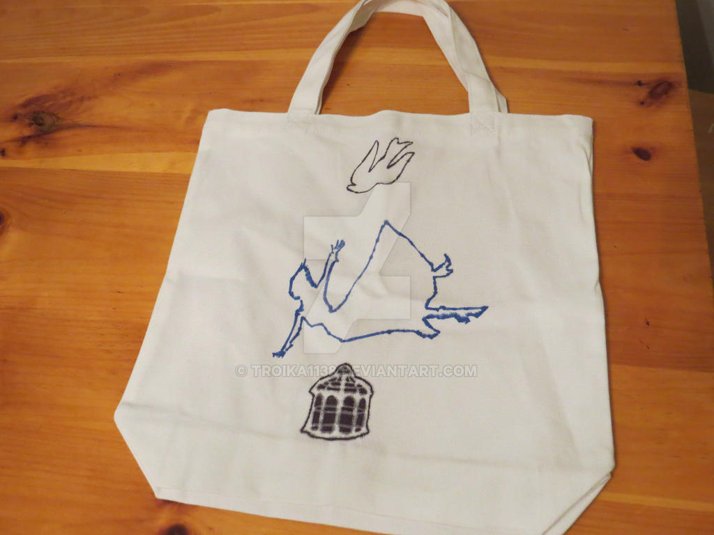 Bioshock infinite bag side 1 by troika1138