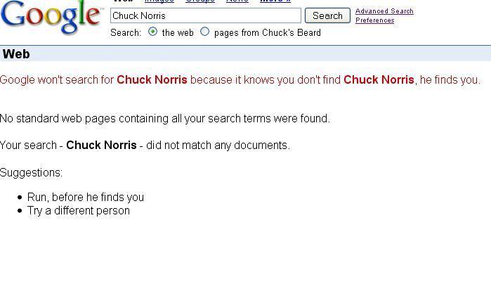Chuck Norris? by chibivampire1997