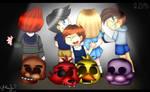 The End *~.::fnaf Fan Art::.~*