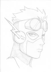 Young Justice: Kid Flash by Oniarisawa12