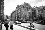 Russian Saint Petersburg street by mazanikdi