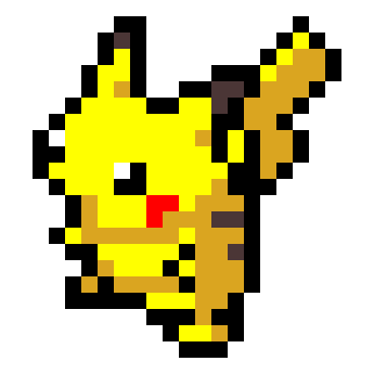 Pikachu #025 by Transkitten