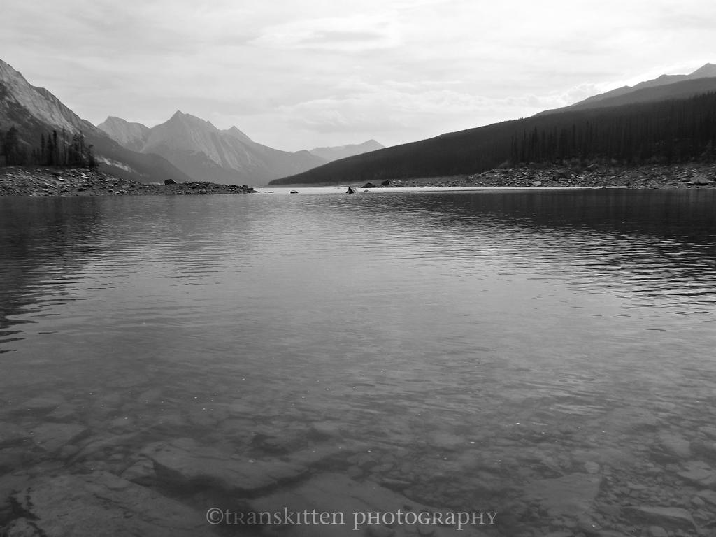 Disappearing Lake by Transkitten