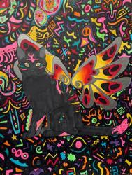 Felis Lepidoptera by Effervescent-Dream