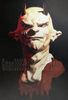Demon orc watermarked