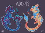 Small Dragons Auctions 2! :1/2 OPEN: by Moliin