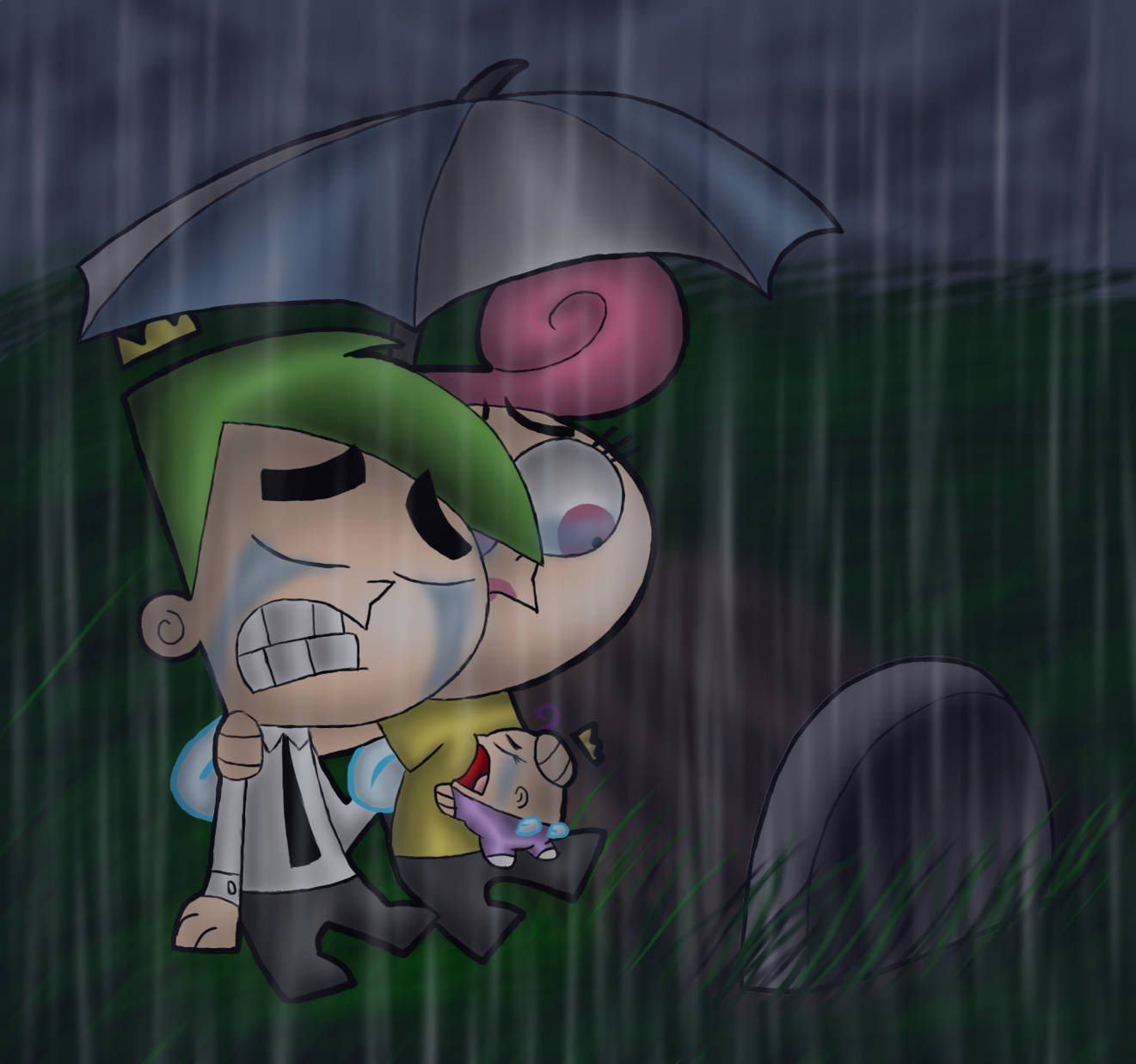 28 Days Of FOP 5 The Death Of Timmy Turner 352633787 on Fairly Odd Parents Wiki Timmy Turner And The