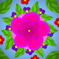 Flowers  by pinkymmg