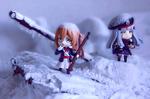 Girls Frontline: Arctic Warfare by LuminousM