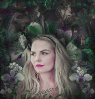 Jennifer Morrison by Lea-Lang