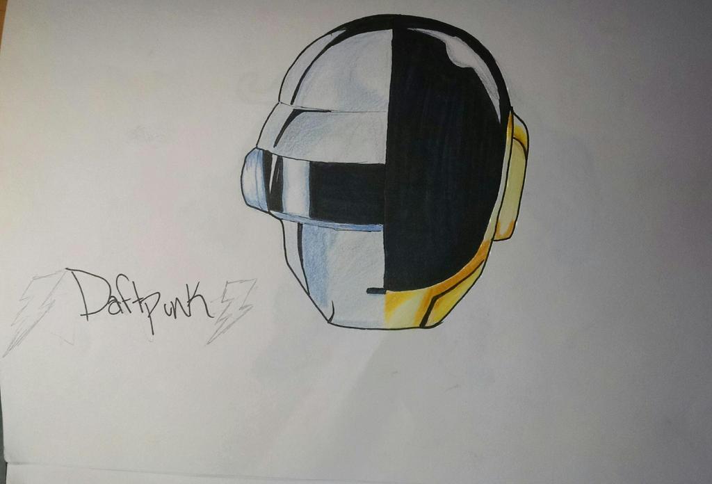 Daft Punk by EtMier