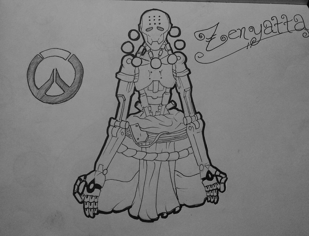 Zenyatta by EtMier