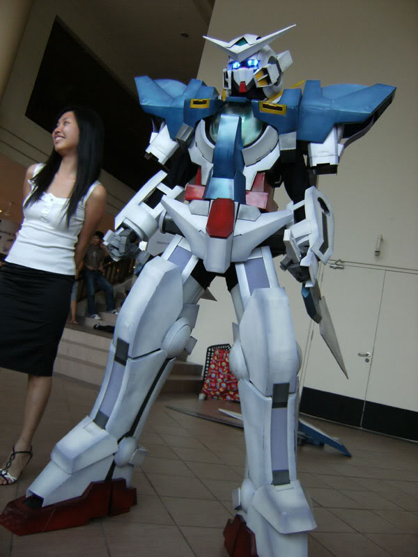 Gundam by Chickenforyou