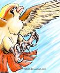 Flying Fierce