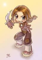 Thief by Yulcha