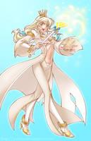 White Rose by Yulcha