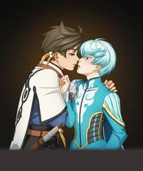 Mutual wish by Yulcha