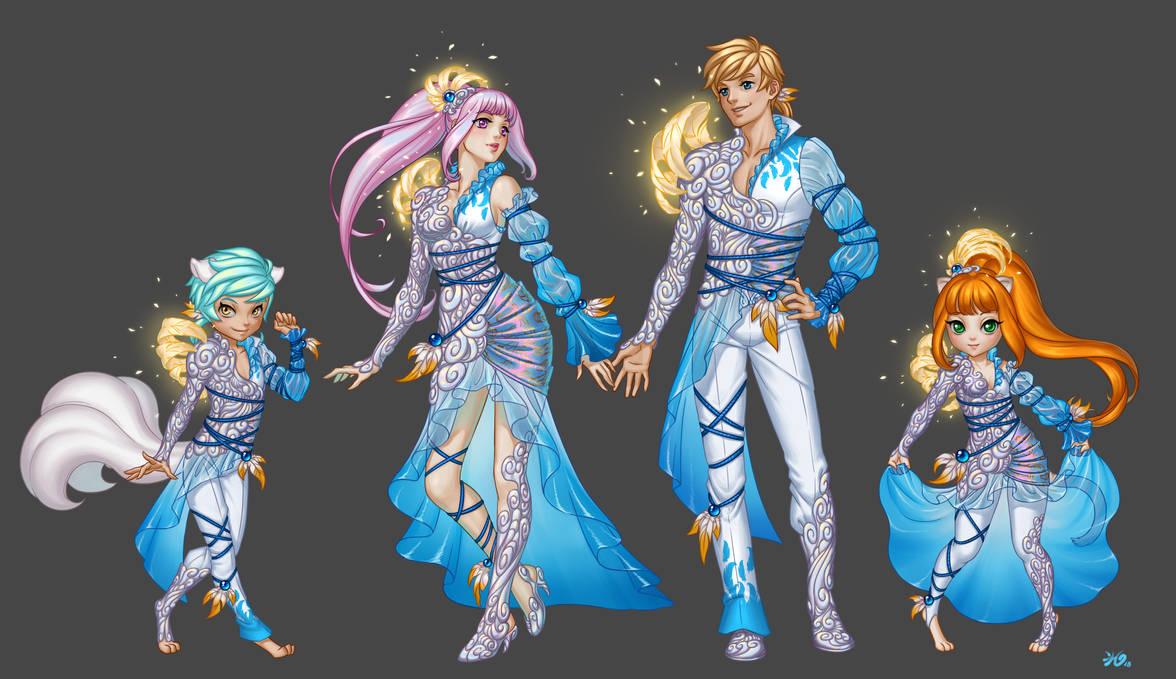 Pegasus by Yulcha