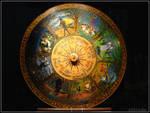 pagan wheel of the year by Estruda