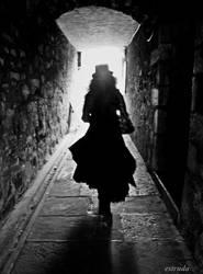 Gothic Stranger by Estruda
