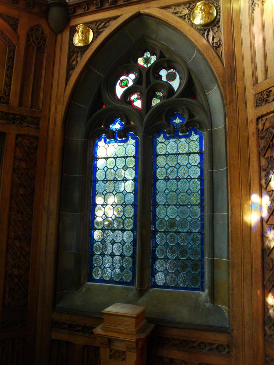 Gothic Window By Estruda
