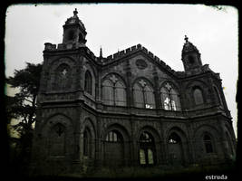 The Gothic Temple by Estruda