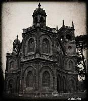 Gothic Temple  2 by Estruda