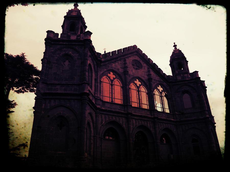 Gothic Temple 3 by Estruda