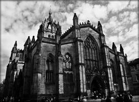 St Giles Cathederal by Estruda