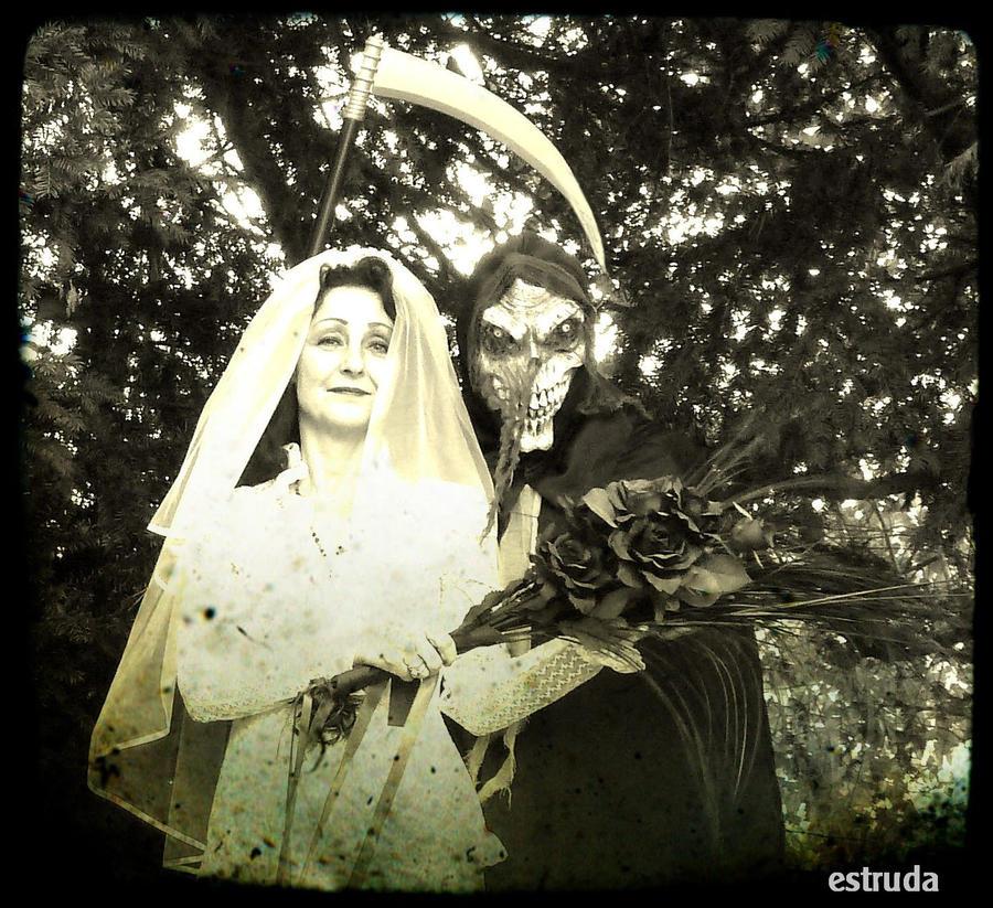 Estruda And The Reaper by Estruda