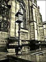 Edinburgh Lamp by Estruda