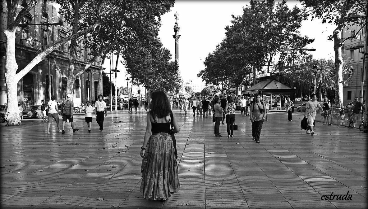 Barcelona by Estruda