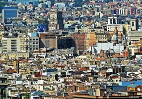Barcelona 1 by Estruda
