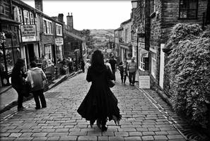 Down The Street by Estruda