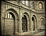 The Gothic Temple Arches