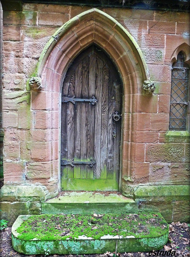 The Little Church Door by Estruda