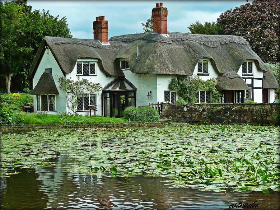 english country house by estruda on deviantart