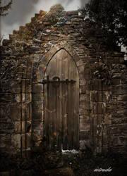 The Magikal Door by Estruda