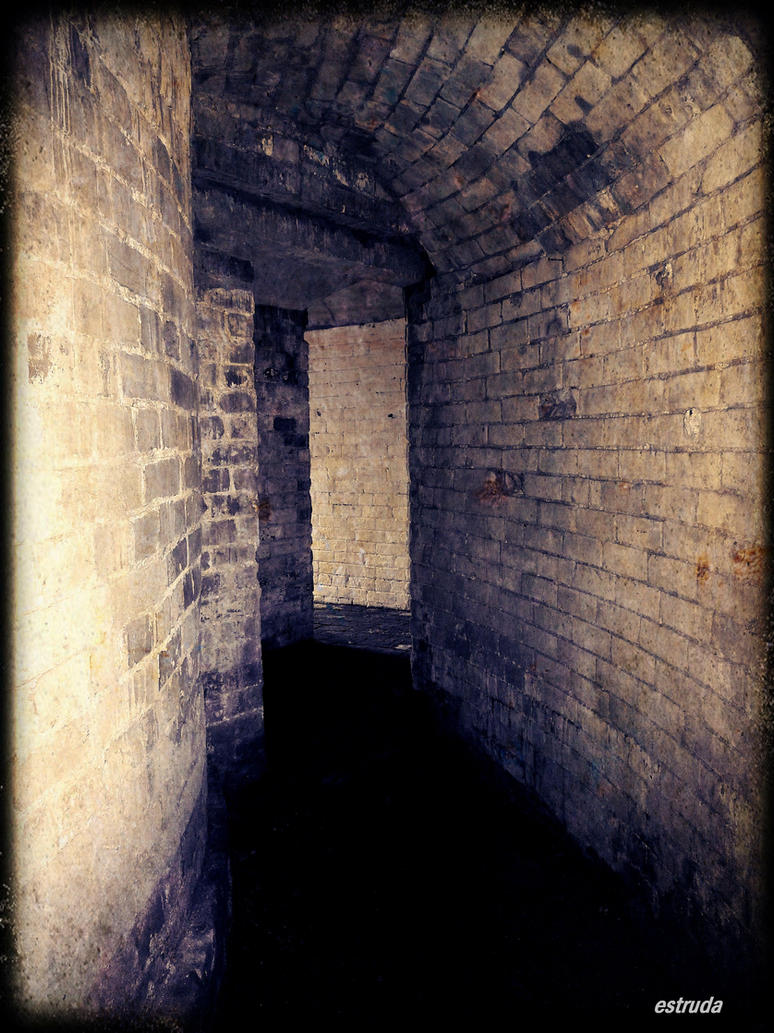 One Way Out  Claustrophobia by Estruda