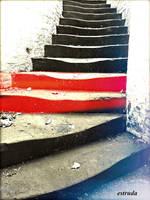 Nuclear Steps by Estruda