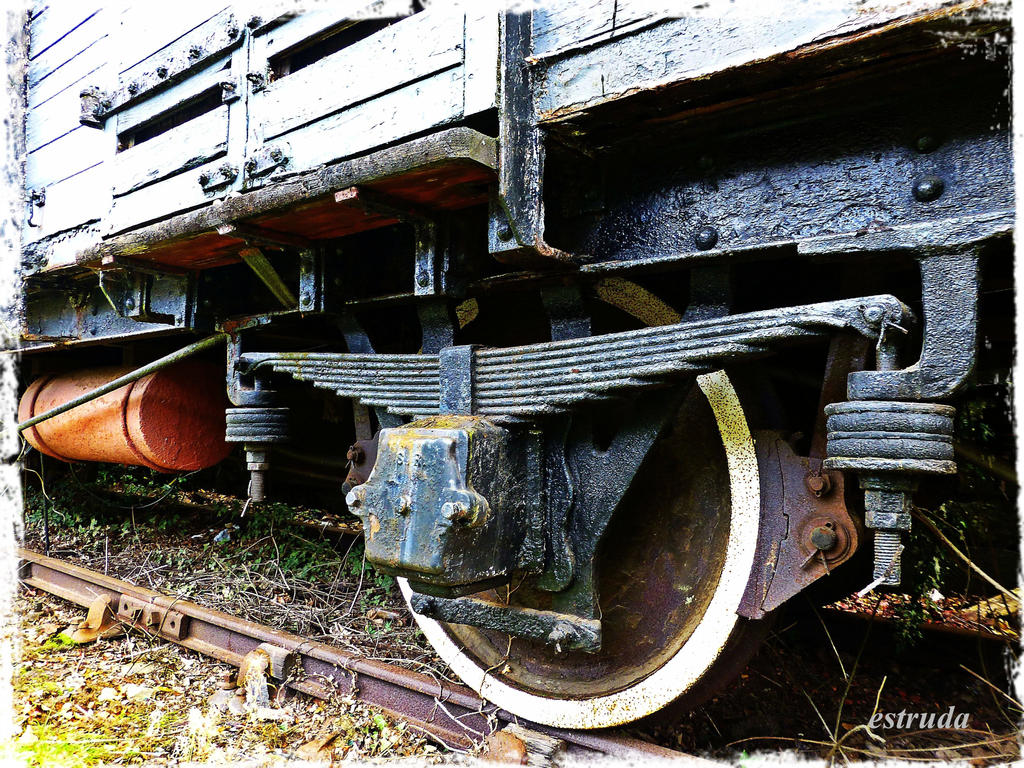Rail Stock by Estruda