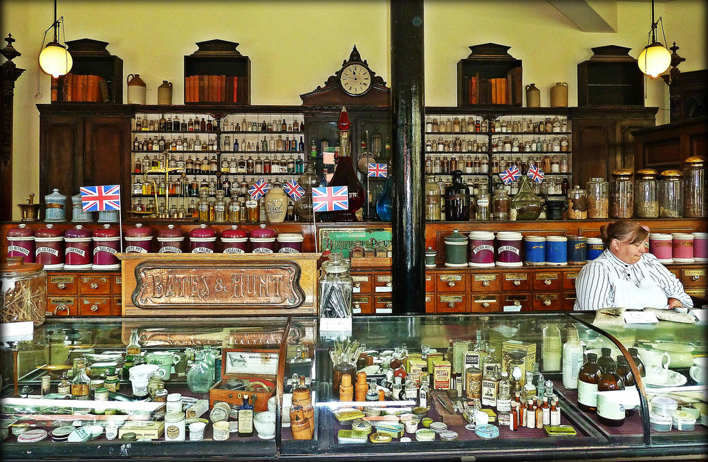 The Apothecary by Estruda